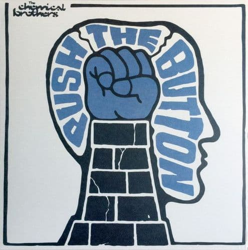 The Chemical Brothers<br>Push The Button<br>2LP, RE